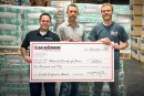 HPS Schönox Presents Smooth Performer Award to Midwest Floor Covering