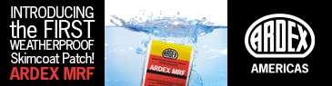 Ardex Banner ad