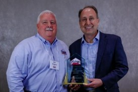 Ardex Receives Fishman Flooring Solutions' 2017 Vendor Partner Award