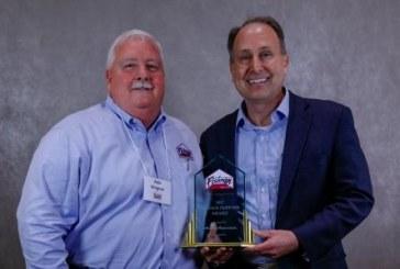 Ardex Receives Fishman Flooring Solutions' 2017 Vendor Partner Award