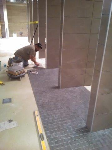 Building a Barrier-Free Shower