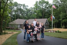 NWFA Completes 30th Home with Gary Sinise Foundation