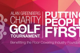 Register for the 2018 Floor Covering Industry Foundation Golf Tournament