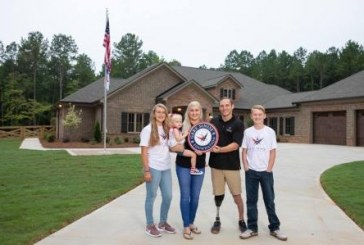 NWFA Completes 33rd Home with Gary Sinise Foundation