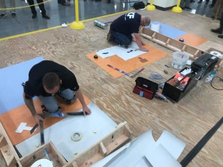 Quality Training Demonstrated Through the INSTALL Olympics