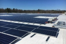 Belknap White Group Implements Solar Energy in Mansfield Facility