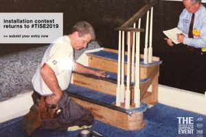 TISE Brings Back the National Installer of the Year Competition