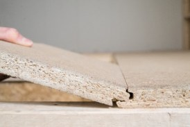 Forestia Introduces Particle Board Subfloors with Välinge Locking Technology