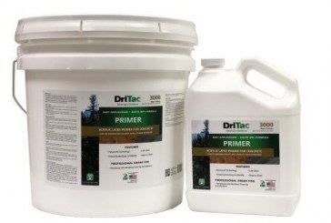DriTac's New 'Green' Floor Primer 3000 for Wood, Resilient Installations