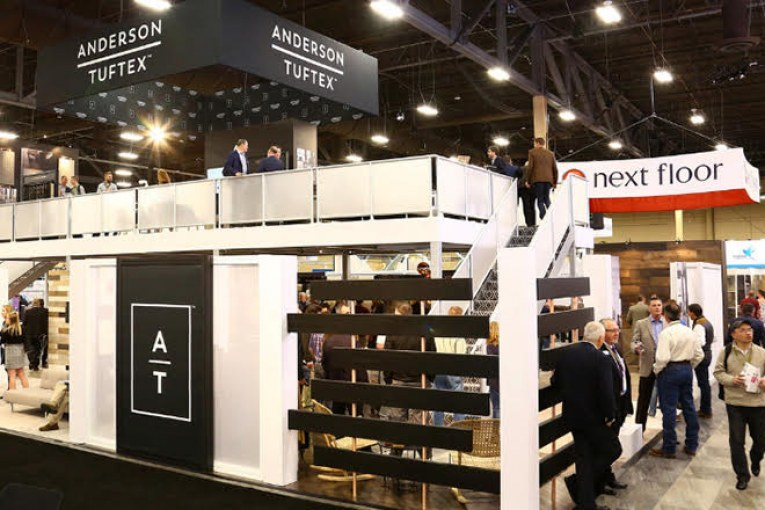 Shaw Brands Return to SURFACES 2019