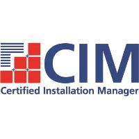 Certified Installation Manager (CIM) program