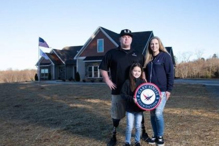 NWFA Completes 36th Home with Gary Sinise Foundation