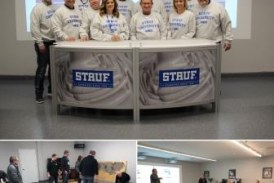 Stauf Hosts Second Stauf University Training Session