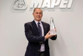 MAPEI's UltraCare Cement Grout Haze Remover Awarded 'Best in Technology'