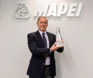 David Mowery, MAPEI's Business Manager for Color Products and UltraCare