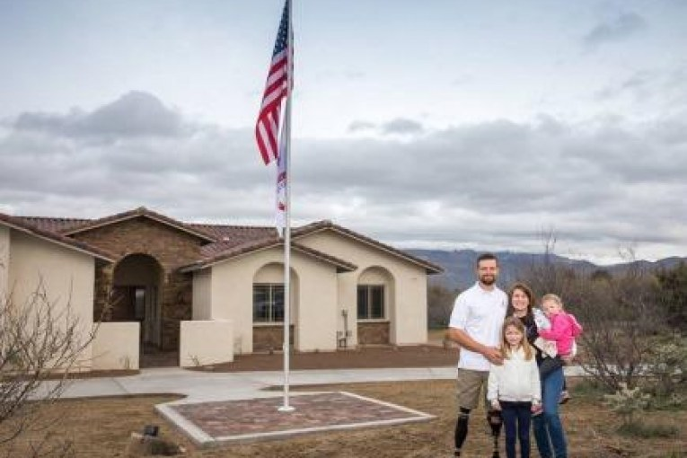NWFA Completes 37th Home with Gary Sinise Foundation