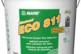 New Ultrabond ECO 811 Adhesive Handles Any Carpet Tile