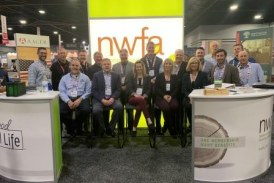 NWFA Hosts Member Pavilion at DOMOTEX USA
