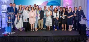 LATICRETE Wins 2019 Coverings Installation & Design (CID) Award