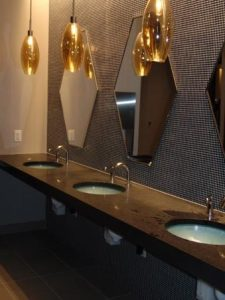 Coverings Installation & Design (CID) Awards - Commercial Tile Installation: Columbia Hotel