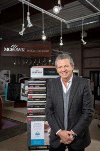 Jeff Meadows, Mohawk Flooring North America