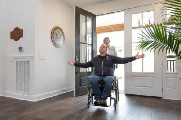 NWFA Completes 39th Home with Gary Sinise Foundation
