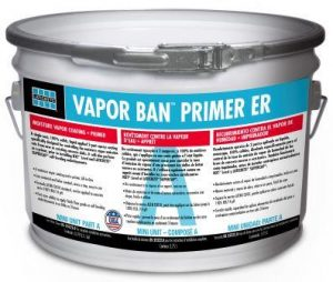 LATICRETE Introduces VAPOR BAN Primer ER