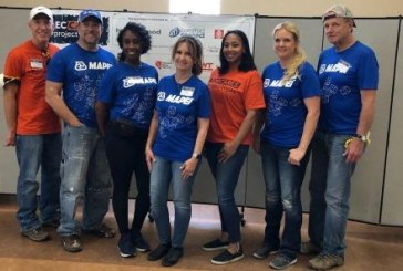 MAPEI Donates Product, Volunteers for 'ProjectVegas'