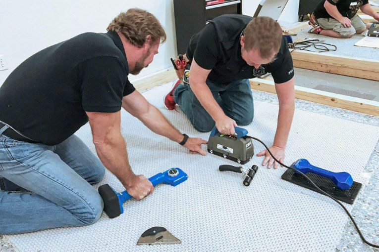 Tale of the Tape: Five Keys to Carpet Seaming Success
