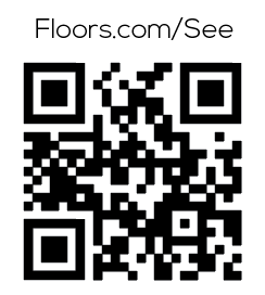 Mannington's samples have a QR Code