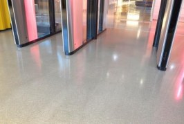 LATICRETE Launches New NXT Level SP: Polishable, Cementitious Self-Leveling Concrete Overlay