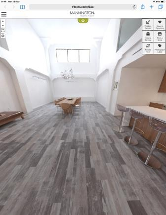 Mannington's Floors.com/See Visualizer
