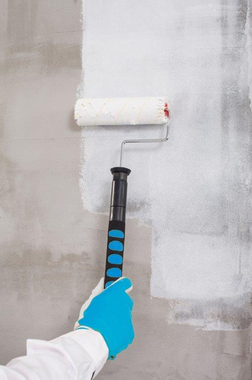 Cementitious Waterproofing Membrane, a single-component, polymer-fortified cement-based waterproofing material is designed to perform under both negative and positive hydrostatic pressure up to two bars (29 pounds per square inch).