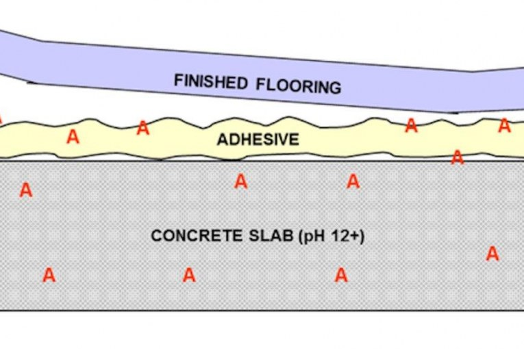 Moisture Prevention and the Effect on Tile Installations