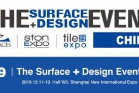 Pre-Registration for SURFACES China 2019 Now Open