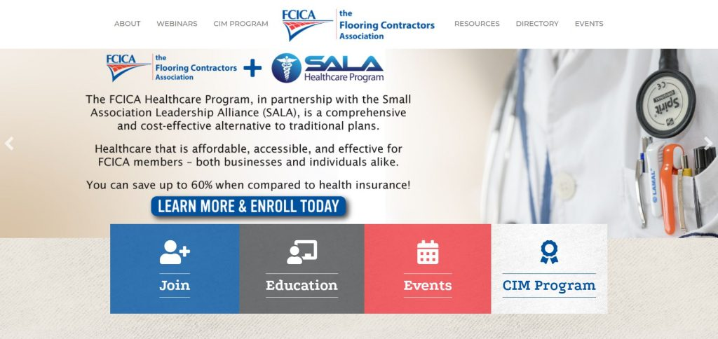 FCICA Launches Revamped Website