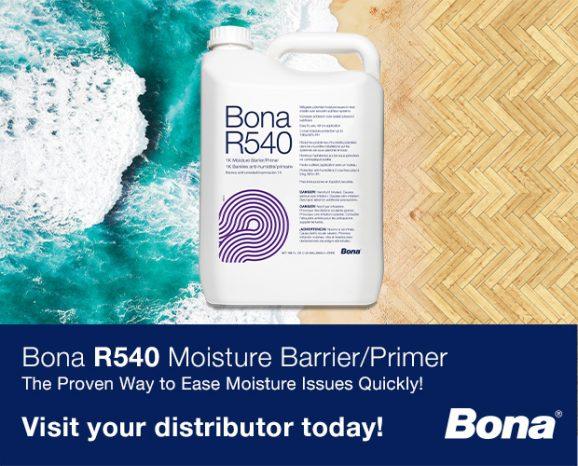 Bona R540 Moisture Barrier/Primer