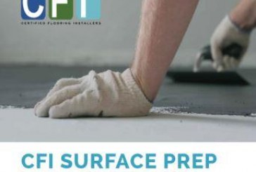 Louisville Tile to Host First CFI Subfloor Prep Workshop