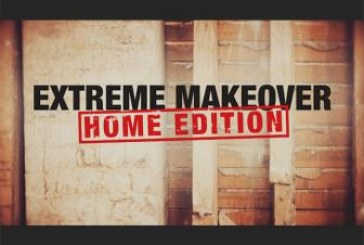 Custom Building Products Stars on Extreme Makeover: Home Edition
