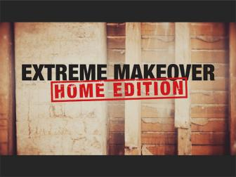 Extreme Makeover Home Edition to use Custom Building Products