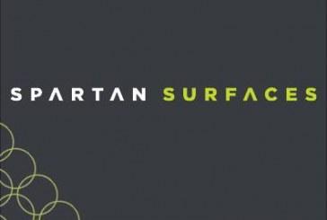 Schönox Presents Smooth Performer Award to Spartan Surfaces