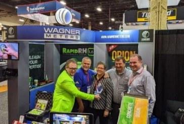 Wagner Meters Names Fishman Flooring Solutions 2019 Distributor of the Year