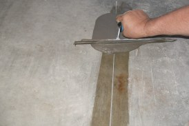Concrete Floor Preparation Prior to Receiving Flooring