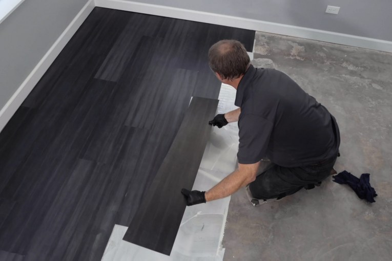 Build a Solid Foundation for Luxury Vinyl Tile by Making Informed Choices During the Installation Process