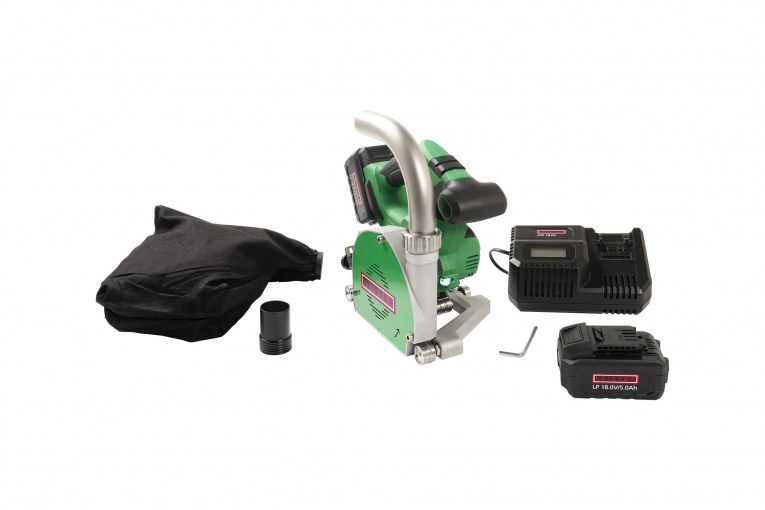 Leister introduces GROOVER 500-LP cordless grooving machine