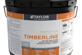 Taylor Introduces Timberline™ Moisture-Cured Urethane Adhesive